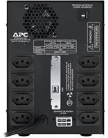 Imagem de NOBREAK APC BACK UPS 2200VA, 115V/220V