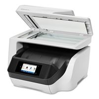 Imagem de MULTIFUNCIONAL HP OFFICEJET PRO 8720 24/20PPM/CM 30.000PG