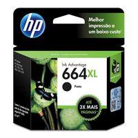 Imagem de CARTUCHO DE TINTA HP F6V31AB (664XL) PRETO