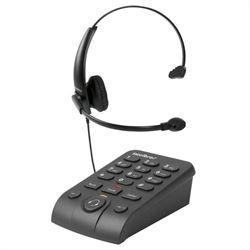 Imagem de TELEFONE HEADSET INTELBRAS HSB50 PRETO ALTO DESEMPENHO TF 4013330