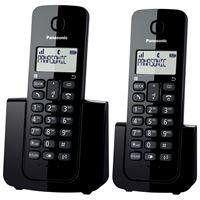 Imagem de TELEFONE S/FIO DECT6.0 PANASONIC KX-TGB112LBB 110/220V PT