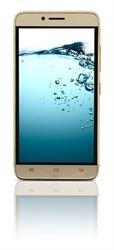 Imagem de SMARTPHONE Q-TOUCH JET GOLD 5'' DUALCHIP 3G AND 5.1 QUAD CORE 8G