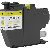 Imagem de CARTUCHO DE TINTA BROTHER LC3029 YELLOW P/MFCJ5830DW/MFCJ5930DW/M