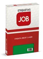 Imagem de J6181 ETIQUETA LASER CARTA 25,4X101,6MM 100FLS 2X10