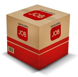 Imagem de ENVELOPE OFICIO S/RPC 75G 114X229 1000/CX JOB