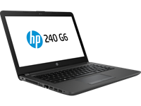 Imagem de NOTEBOOK HP 240 G6 14'' I3-7020U 4GB HD 500GB WIN 10 PRO