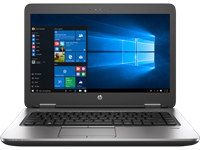 Imagem de NOTEBOOK HP 640 G2 14'' I7-6600U 8GB HD 500GB M365X 2GB WIN 10 PRO
