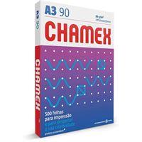 Imagem de PC A3 90G C/5 500F 297X420 CHAMEX SUPER - NV