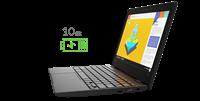 Imagem de CHROMEBOOK LENOVO 100E 11,6'' CELERON N4000 4GB 32GB SSD EMMC