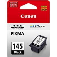 Imagem de CARTUCHO DE TINTA CANON PG145BK PRETO P/MG2410/MG2510/MG2910/MG3