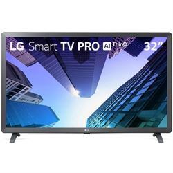 Imagem de TV LED 32'' LG 32LM621CBSB SMART HD
