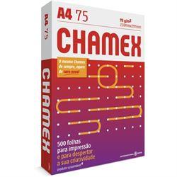 Imagem de CHAMEX A4 75G C/10 500F 210X297