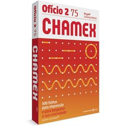 Imagem de CHAMEX OFICIO 2 75G C/10 500F 216X330