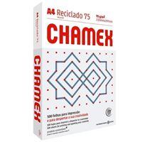 Imagem de PAPEL CHAMEX RECICLADO A4 75G C/10 500F 210X297