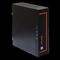 Imagem de MINI CPU JETWAY JC-220S J1800 4GB SSD 120GB 2SR