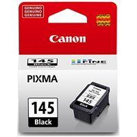 Imagem de CARTUCHO DE TINTA CANON PG145BK XL PRETO P/MG2410/MG2510/MG2910